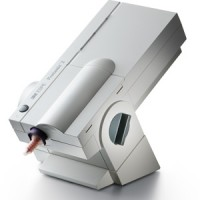Automatyczne urządzenie do mieszania mas polieterowych cechujących sie najlepszym odwzorowaniem pola protetycznego